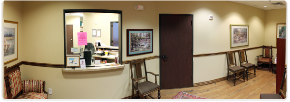 The office for cystocele treatment in Dallas